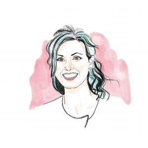 Allison Peck Headshot Portrait