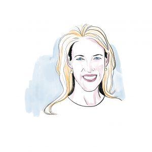 Helen Bechtel Headshot Portrait