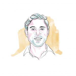 Ian Brunswick Headshot Portrait