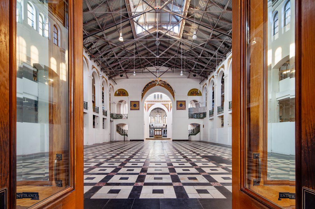 AIB entrance