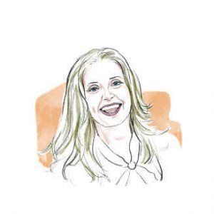 Ellie Reynolds Headshot Portrait