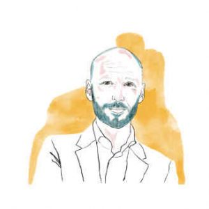 Glenn Adamson Headshot Portrait