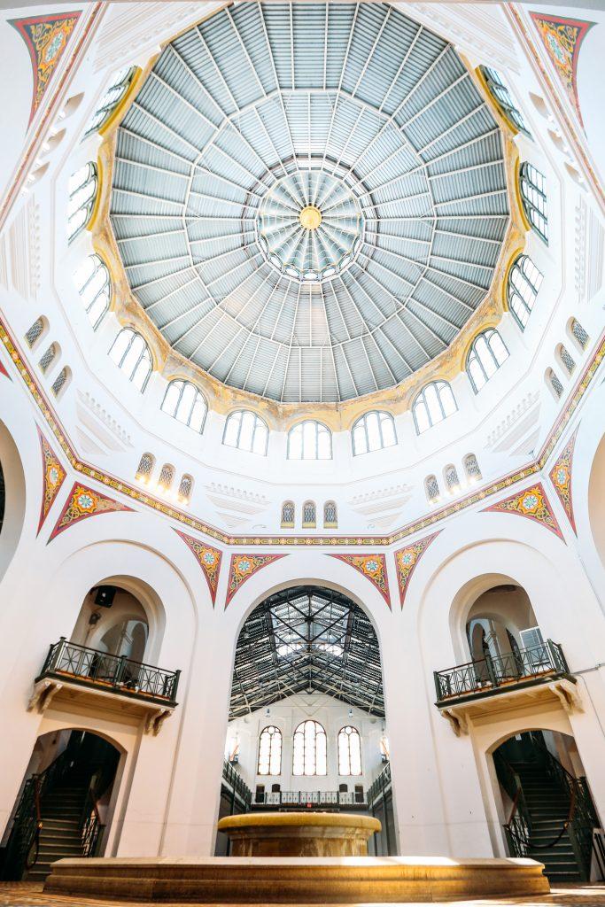 Arts and Industries Building rotunda