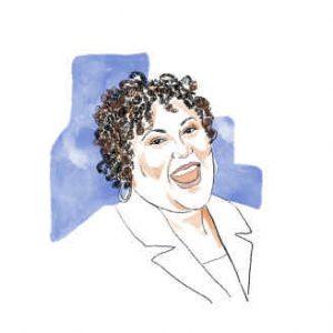 Monica Montgomery Headshot
