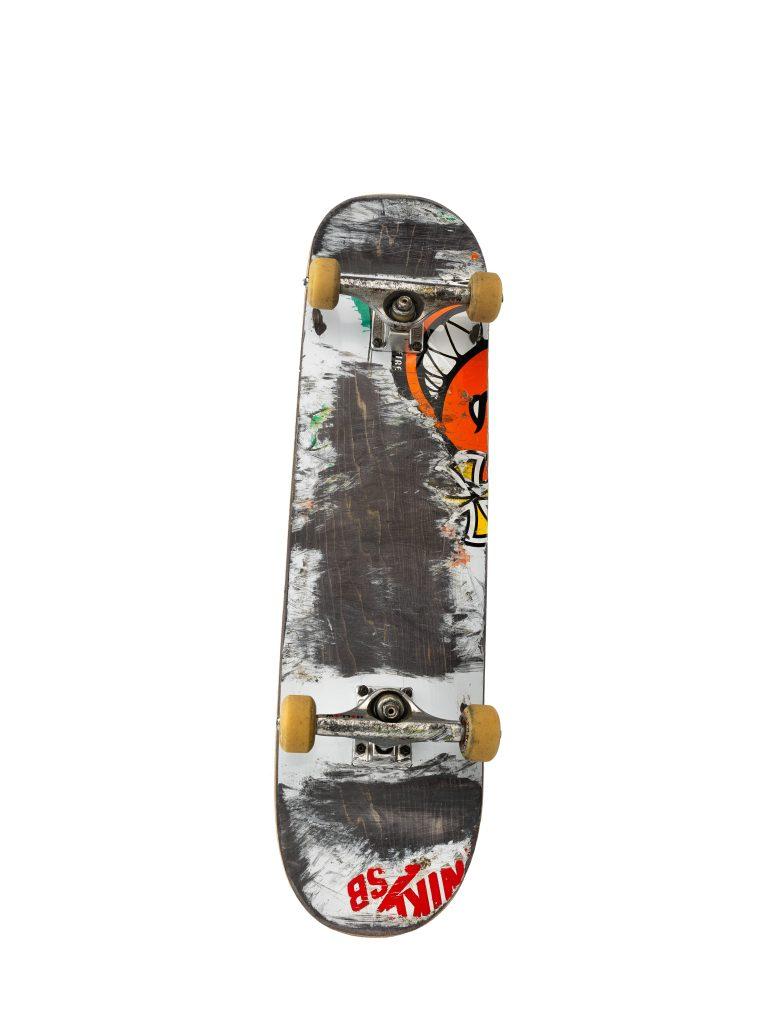 leo baker skateboard