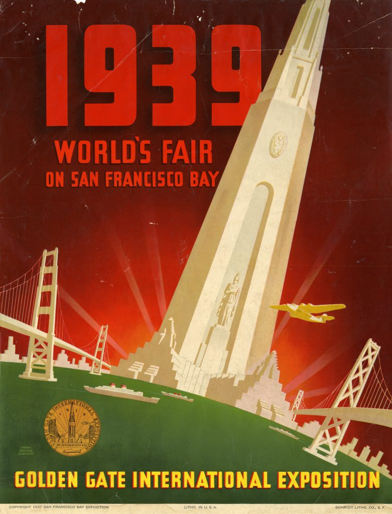 World's Fair Poster